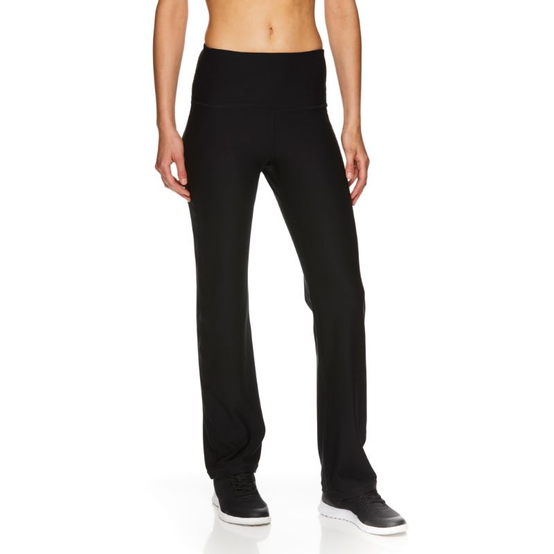 Reebok Women's Lean High Rise Running Pants-L-Daily Steals