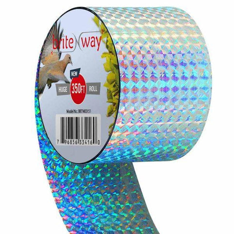 Daily Steals-Reflective Bird Repelling Tape-Outdoors and Tactical-