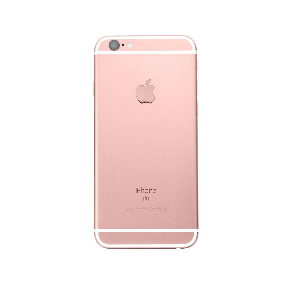 Refurbished Apple iPhone 6S 64GB (GSM & Verizon Unlocked) (Refurbished)-Rose Gold-