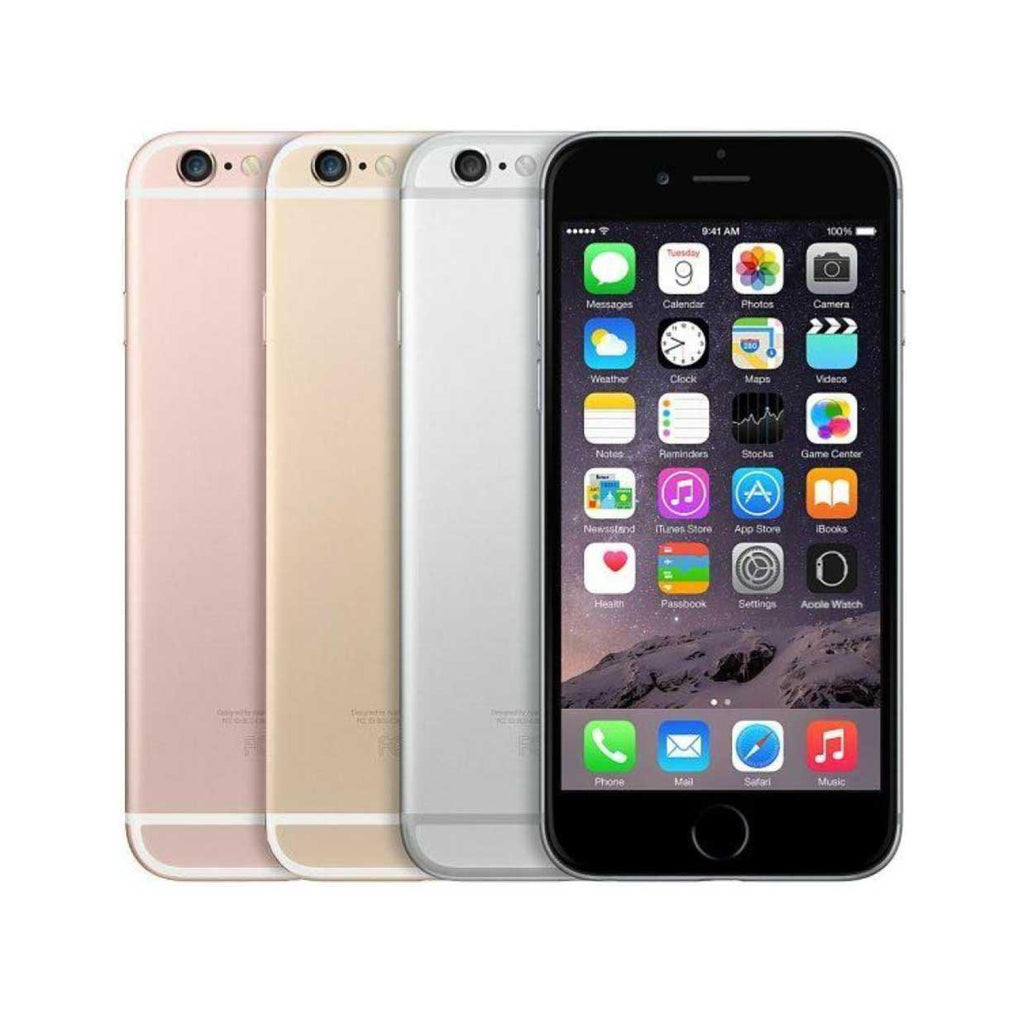 Refurbished Apple iPhone 6S 64GB (GSM & Verizon Unlocked) (Refurbished)-