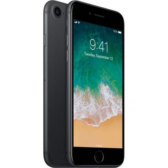 Refurbished Apple iPhone 7 GSM Unlocked (Refurbished)-Black-iPhone 7-32GB