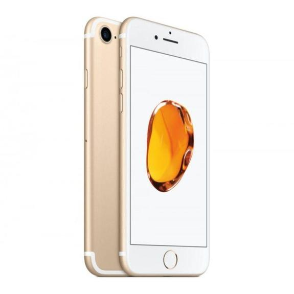 Refurbished Apple iPhone 7 GSM Unlocked (Refurbished)-Gold-iPhone 7-128GB