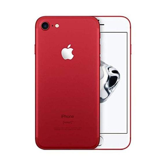 Refurbished Apple iPhone 7 GSM Unlocked (Refurbished)-Red-iPhone 7-128GB