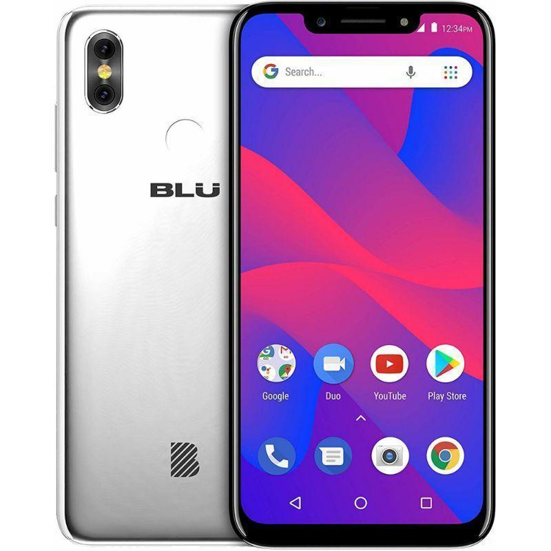 BLU R2 PLUS 2019 R0210WW Certified Refurbished GSM Unlocked Smartphone 16GB-