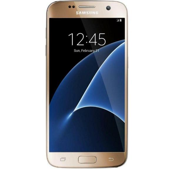 Samsung Galaxy S7 Unlocked - AT&T / T-Mobile / Global - 32GB-Gold-Daily Steals
