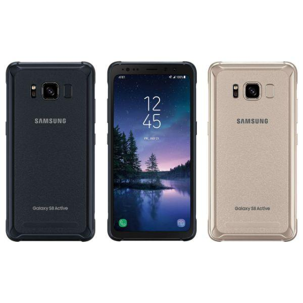 Samsung Galaxy S8 Active 64GB Unlocked GSM-Daily Steals