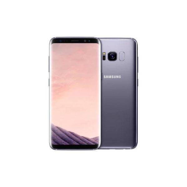 Samsung Galaxy S8 GSM + CDMA Unlocked Smartphone (64GB)-Orchid Gray-Daily Steals