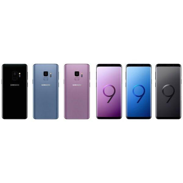 Samsung Galaxy S9 and S9 Plus GSM + CDMA Unlocked 64GB Smartphone-Midnight Black-Galaxy S9-Daily Steals