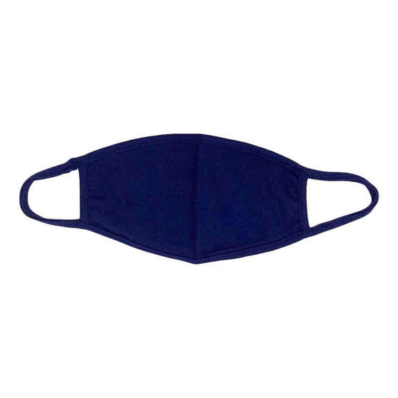 Reusable Cloth Adult Face Masks-Blue-Daily Steals