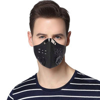 Deals on Reusable Dust Proof Mask With 3 Filters