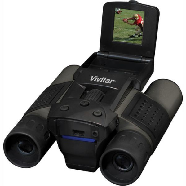 Vivitar 12x25 Digital Camera Binocular-Daily Steals
