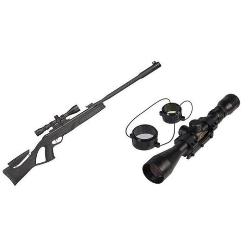 Daily Steals-GAMO Whisper Fusion Elite IGT Air Rifle (.177 Caliber) with 18-Inch Barrel and 3-9x40mm Scope-Outdoors and Tactical-