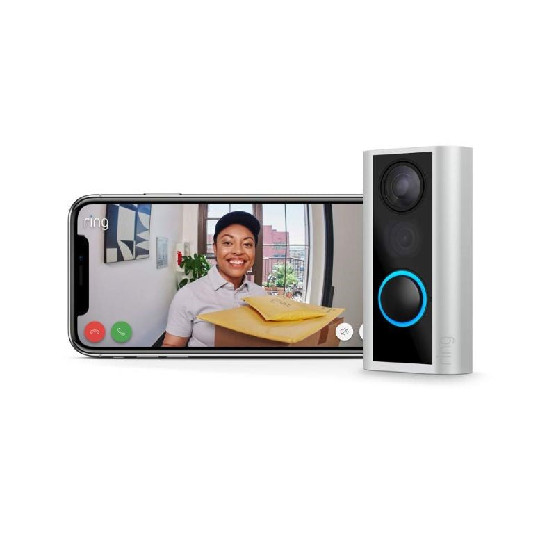 Ring Peephole Cam Video Doorbell - Battery-Daily Steals