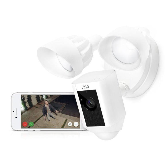 Ring Floodlight Cam Motion-Activated HD Camera and Security Lights-Daily Steals