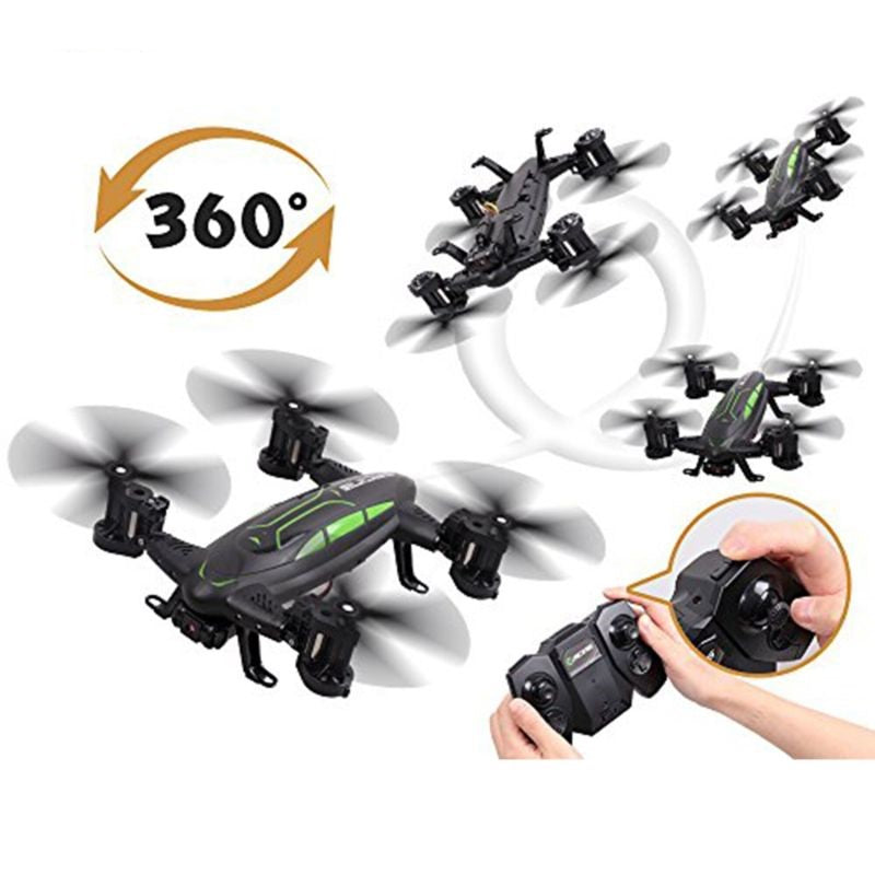 Remote Control Car and Quadcopter Toy with Camera-Daily Steals