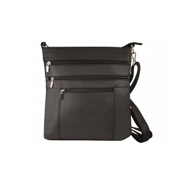 Roma Serena Crossbody Bag - 3 Colors-Black-Daily Steals
