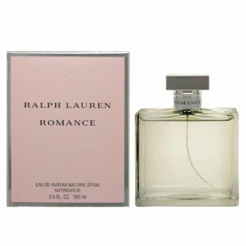 Romance by Ralph Lauren Eau De Parfum Spray for Women - 3.4 Ounces-