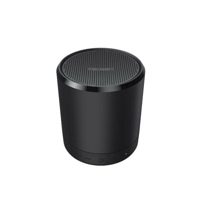 Creative Metallix Portable Mini Bluetooth Speaker - Black