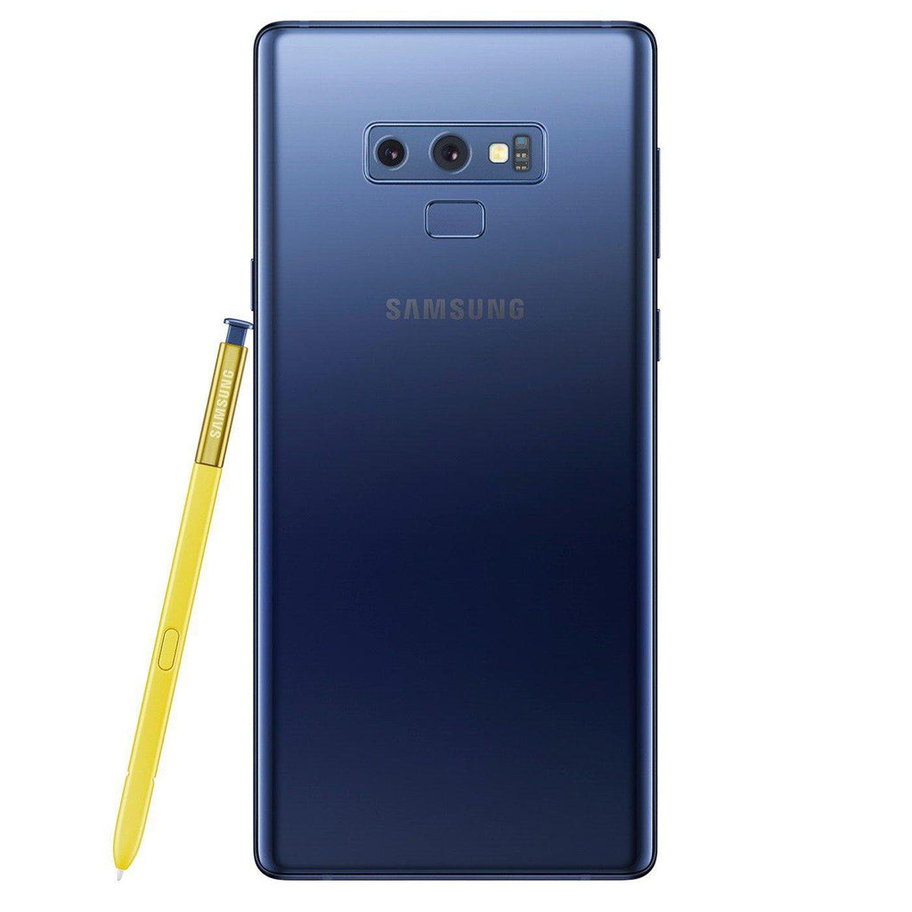 Daily Steals-Samsung Galaxy Note9 128GB GSM & Verizon Unlocked 4G LTE Phone w/ Dual 12MP Camera-Cellphones-Ocean Blue-