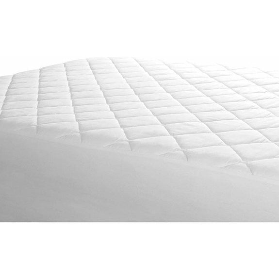 Ultra Soft Quilted Hypoallergenic Mattress Pad Protector-Daily Steals