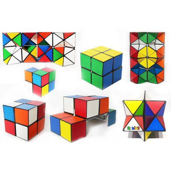 Rubik's Magic Star Version 2 - 2 Pack-Daily Steals