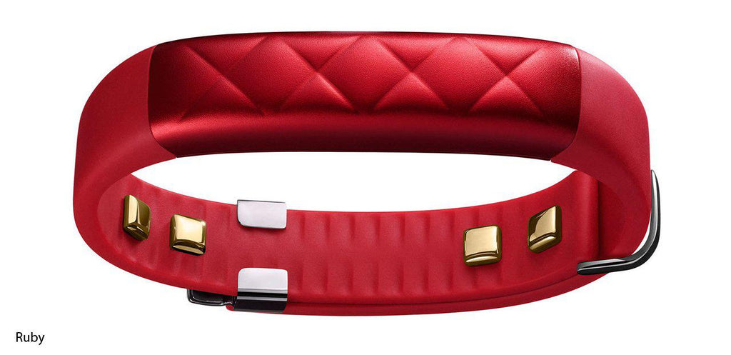 Jawbone UP3 Wireless Sleep and Fitness Tracker and Heart Rate Monitor-Ruby Cross-Daily Steals