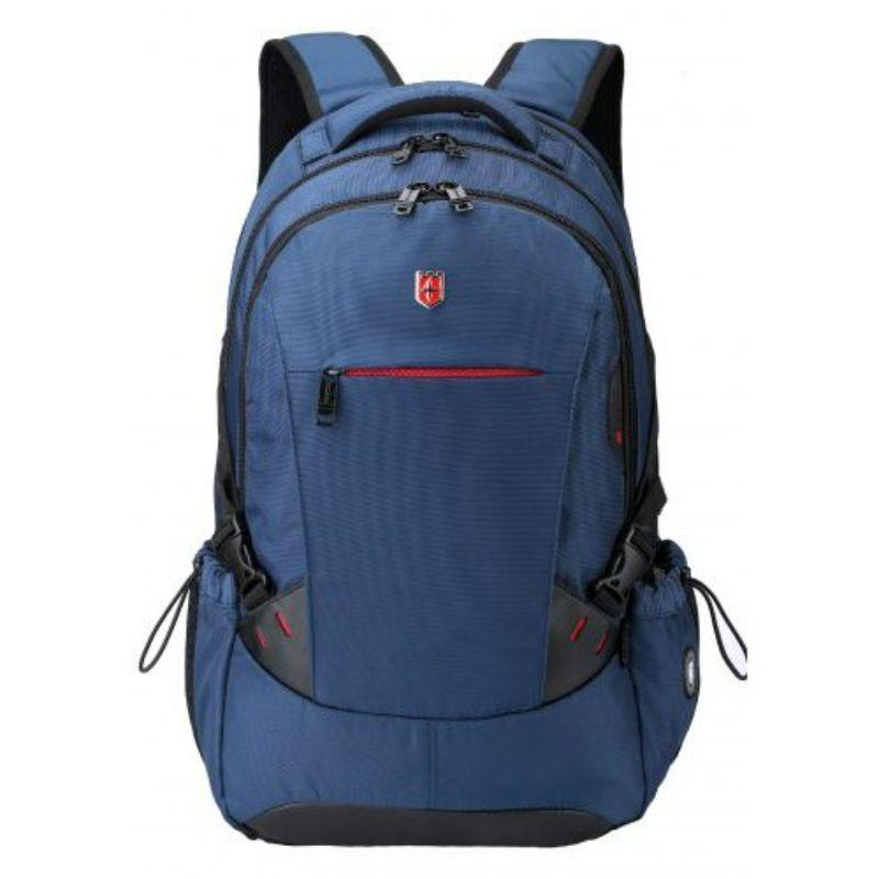 "Ruigor Icon 81 Dark Blue Unisex Backpack, Fits Laptops up to 15.6""-"