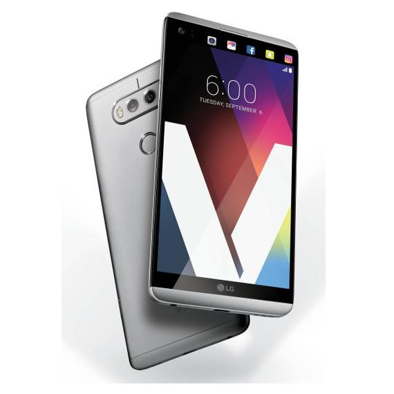 LG V20 Smartphone (US996 64GB, GSM/CDMA Unlocked)-Silver-Daily Steals