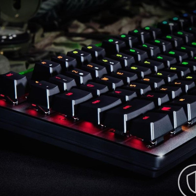 Razer Huntsman Gaming Keyboard: Opto-Mechanical Key Switches-Daily Steals