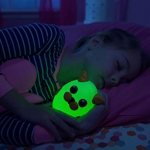 Bright Time Color Changing Buddies - Portable Glowing Night Light Companion!-DOG-Daily Steals