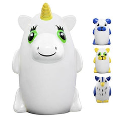 Daily Steals-Bright Time Color Changing Buddies - Portable Glowing Night Light Companion!-Bright Time Color Changing Buddies - Portable Glowing Night Light Companion!-
