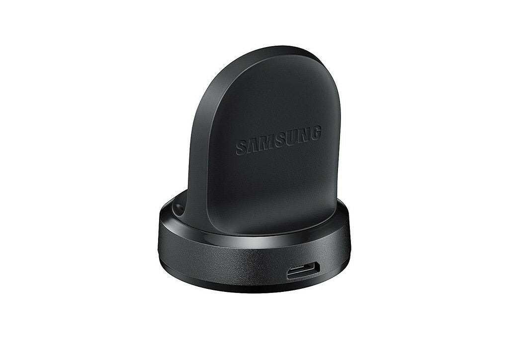 Samsung Gear S2 Smartwatch Wireless Charging Dock - Black-Daily Steals