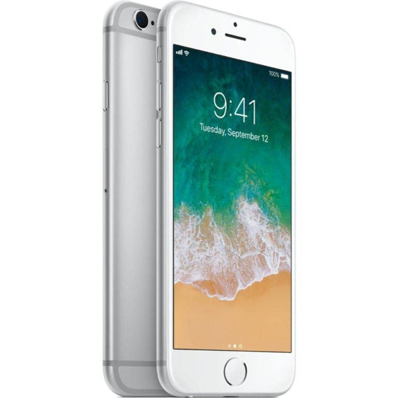 Apple iPhone 6s GSM Unlocked 4G LTE-Silver-64GB-Daily Steals