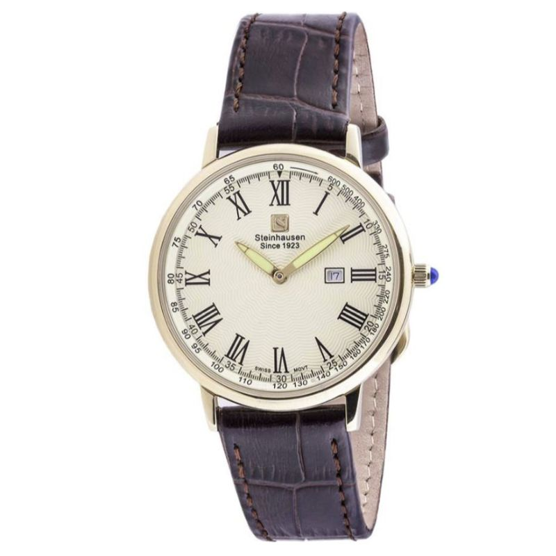 Steinhausen Altdorf White Dial Men's Watch S0124-Daily Steals
