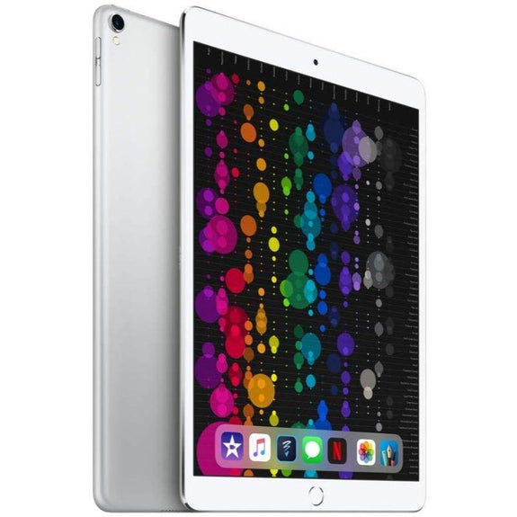 Apple iPad Pro (10.5-inch, Wi-Fi + Cellular, 64GB)-Silver-Daily Steals
