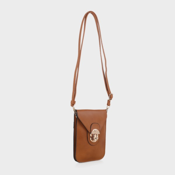 MKF Collection Havana Cell Phone Bag - 14 Styles-Brown-Daily Steals