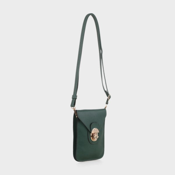 MKF Collection Havana Cell Phone Bag - 14 Styles-Dark Green-Daily Steals