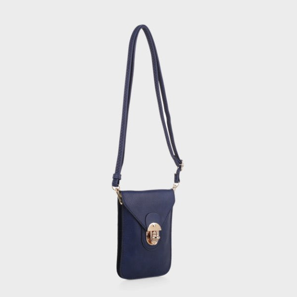 MKF Collection Havana Cell Phone Bag - 14 Styles-Navy-Daily Steals