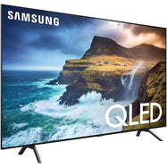 Samsung Flat 65-Inch QLED 4K Q70 Series Ultra HD Smart TV (2019 Model)-Daily Steals