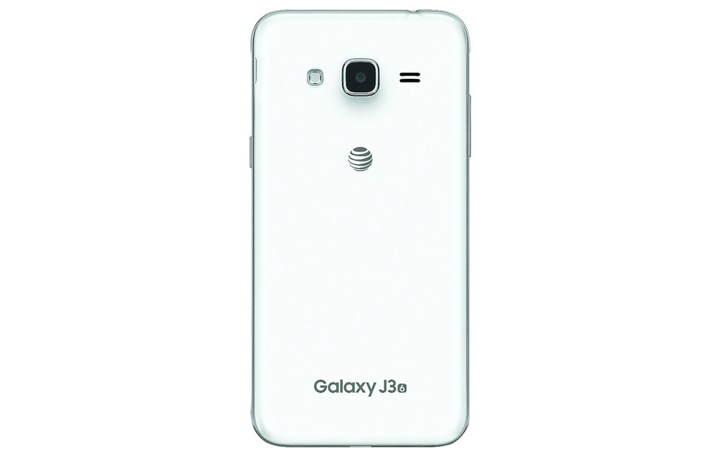 Samsung Galaxy J3 J320A 16GB Unlocked GSM 4G LTE Quad-Core Phone - White (Used)-Daily Steals
