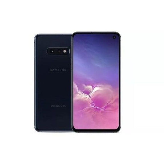 Samsung Galaxy S10e 6GB RAM Single Sim 12MP Camera GSM Unlocked Smartphone-Black-Daily Steals