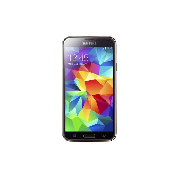 Daily Steals-Samsung Galaxy S5 G900A 16GB Unlocked GSM Phone w/ 16MP Camera - Gold (Refurbished)-Cellphones (refurbished)-