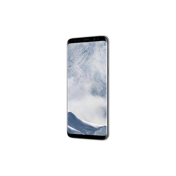Daily Steals-Samsung Galaxy S8 G950F 64GB Unlocked GSM Phone w/ 12MP Camera - Artic Silver-Cellphones-