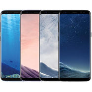 Daily Steals-Samsung Galaxy S8 G950V or S8+ G955V 64GB (Verizon and GSM Unlocked)-Cellphones (refurbished)-Black-Galaxy S8-