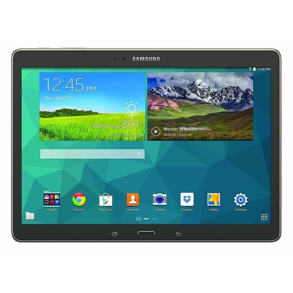 Daily Steals - Tablette Android Samsung Galaxy Tab S avec tablettes de 10,5 po (remise à neuf) -