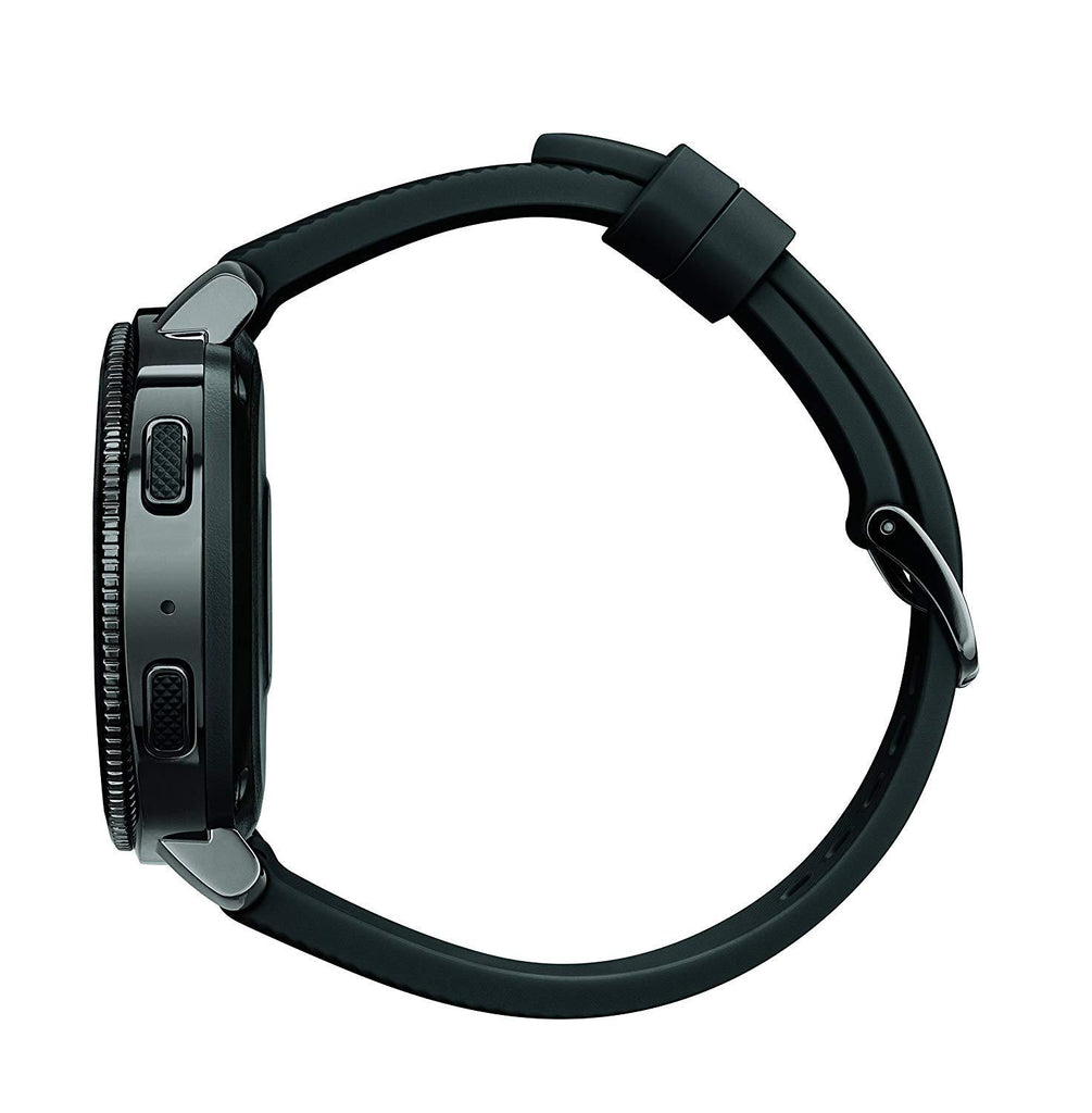 Daily Steals-Samsung Gear Sport R600 Water-Resistant Smartwatch-Wearables-Black-