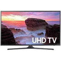 Daily Steals-Samsung Electronics 43-Inch 4K Ultra HD Smart LEDTV (2017 Model)-TV-
