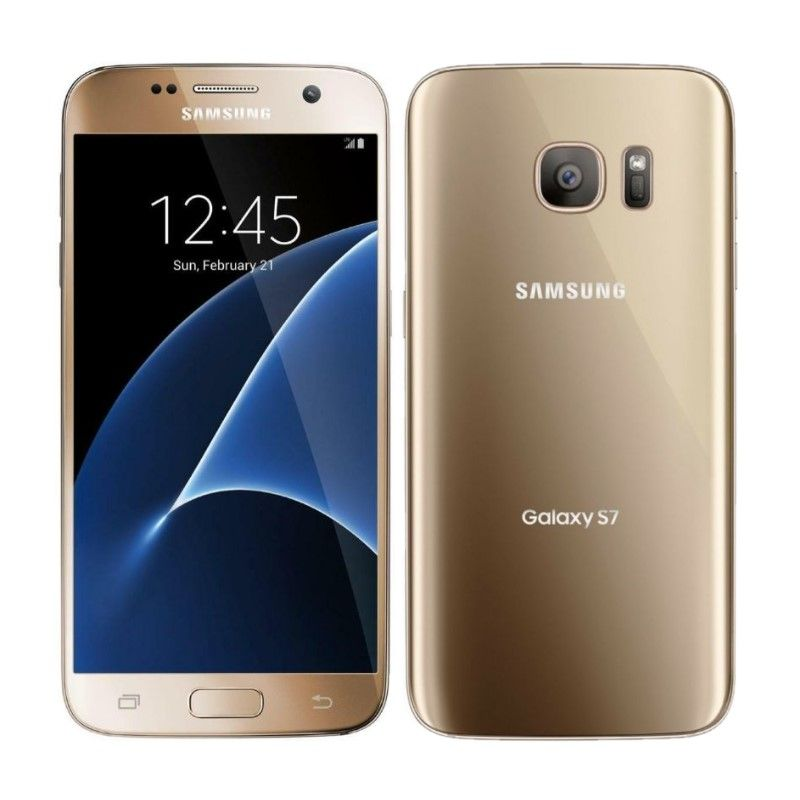 Samsung Galaxy S7 GSM Unlocked 32GB-Gold-Daily Steals