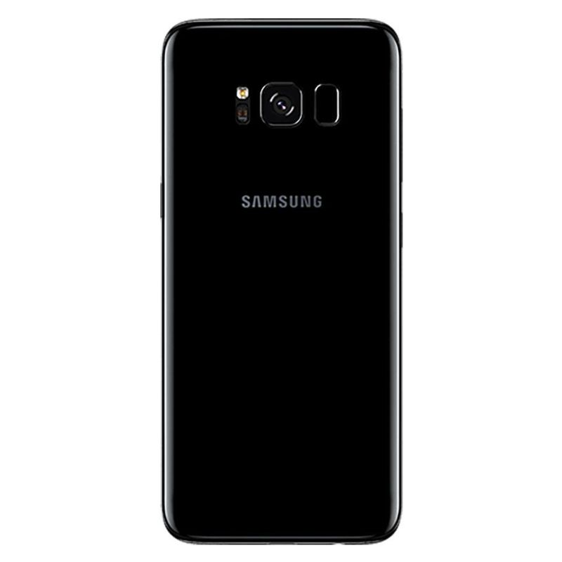 Samsung Galaxy S8 64GB with BackBeat FIT 305 and Samsung QI Charging Stand-Daily Steals