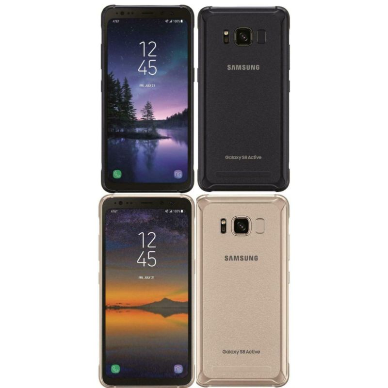 Samsung Galaxy S8 Active 64GB Unlocked GSM Unlocked-Daily Steals